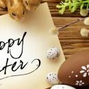 Happy Easter, dear friends!